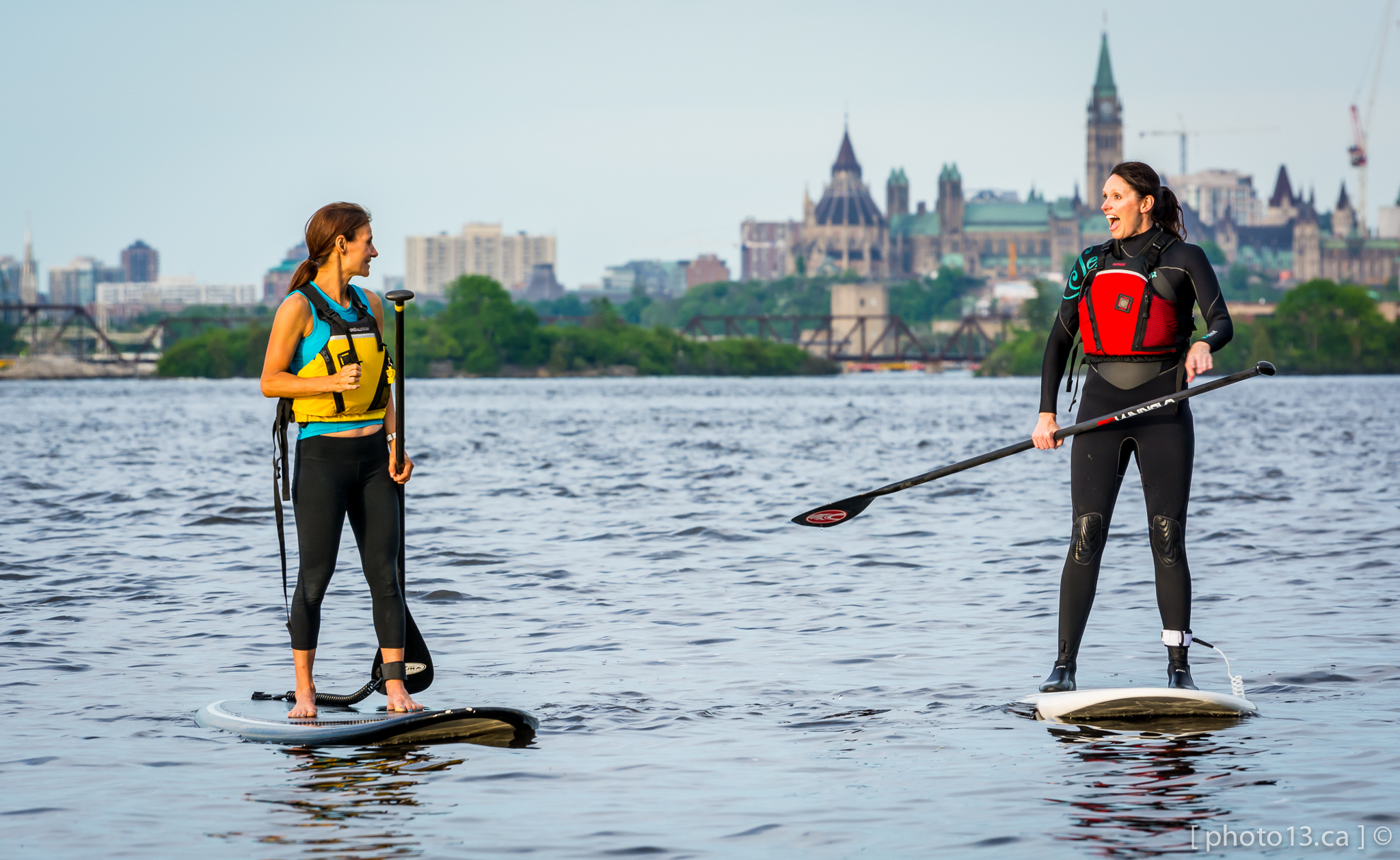 Experience Stand Up Paddleboarding